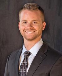 Agente de seguros Kyle Brock