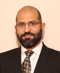 Agente de seguros Adnan Jilani