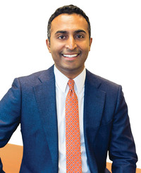 Insurance Agent Ron Mathai