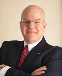 Insurance Agent Phil McDonald