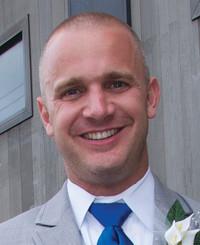 Agente de seguros Joshua Baumgartner