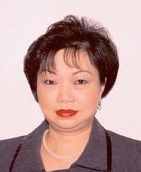 Agente de seguros Emily Kwan