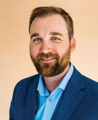Agente de seguros Zach Johnson