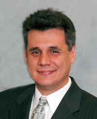 Insurance Agent Leo Veiga
