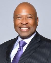 Insurance Agent Cliff Johnson