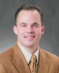 Agente de seguros Todd Bauman
