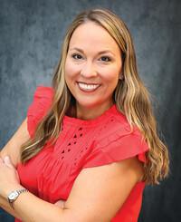 Agente de seguros Meg Wilson