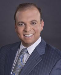 Agente de seguros Ian Markowitz