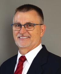 Agente de seguros Dave Biggs