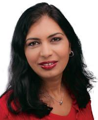 Agente de seguros Hemina Patel