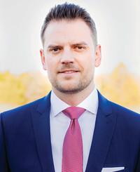 Agente de seguros Joel Laird