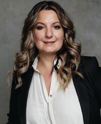 Agente de seguros Amy Baysinger
