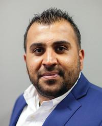 Insurance Agent Vijit Sehgal