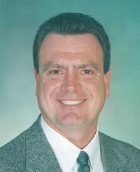 Agente de seguros Jay Eldridge