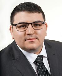 Agente de seguros Eddie Bleiberg