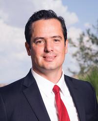 Insurance Agent Pedro Einaudi