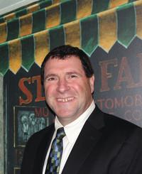 Insurance Agent Ed Hart