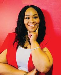 Agente de seguros Crystal Robertson