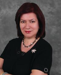 Agente de seguros Olga Wolf