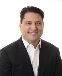 Insurance Agent Alberto Santana