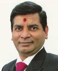 Agente de seguros Tushar Barot