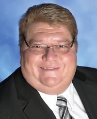 Agente de seguros Rick Buckner