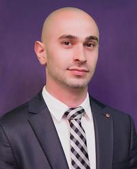 Agente de seguros Yurik Ghazakhetsyan