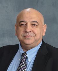 Agente de seguros Jordan Saleh