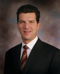 Agente de seguros Glen Robins