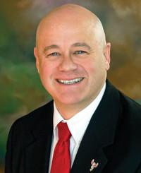 Agente de seguros Leo McCarthy