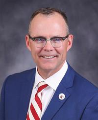 Agente de seguros Jim Goldsworthy