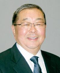Insurance Agent Gene Watada